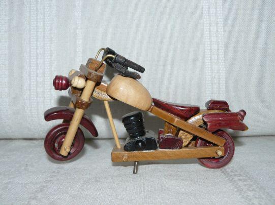 Дървени мотори- малък