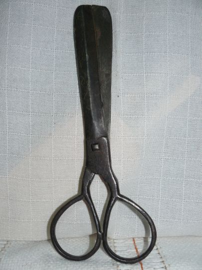 Абаджийска ножица