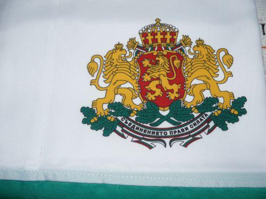 Знаме от полиестер,размер: 90/150см