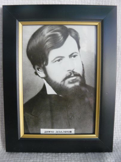 Портрет на Димчо Дебелянов