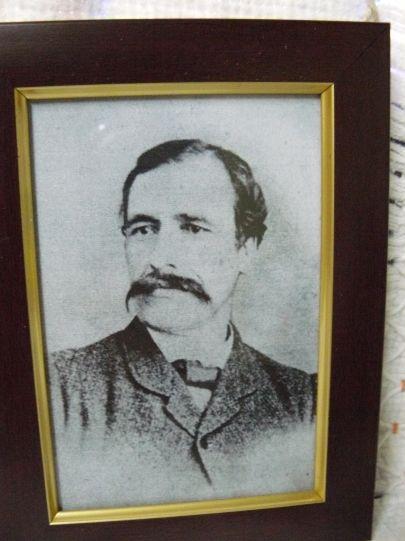 Портрет на Георги Раковски