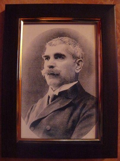 Портрет на  Иван Вазов