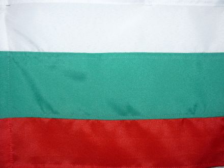 Знаме, размер: 50/85 см