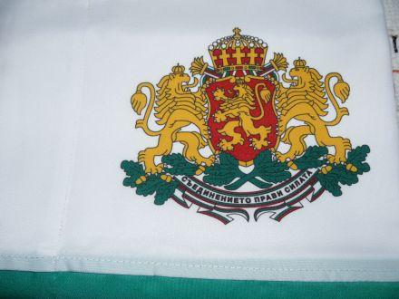 Знаме от полиестер, размер: 130/215 см