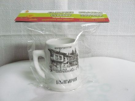 Чаша кафе малка графика