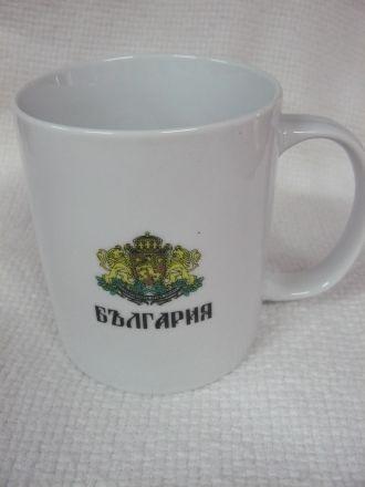 Чаша  - чай, мляко  - графика