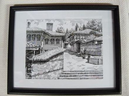 Картина от Копривщица