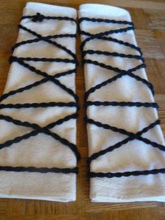 Навуща от памучно платно