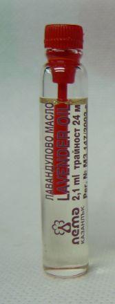 Лавандулово масло 2,1 мл