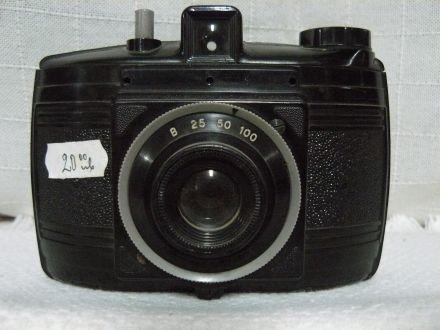 Бакелитов фотоапарат