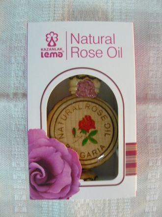 Розово масло в мускал  0.5 мл