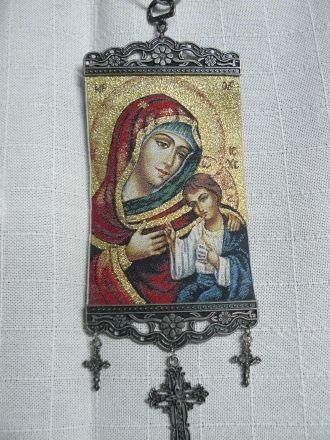 Витлеемска Богородица /усмихната/ - средна