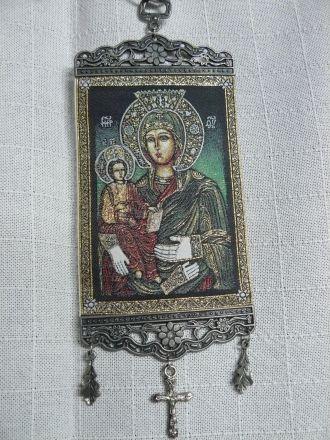 Богородица от Троянския манастир - средна